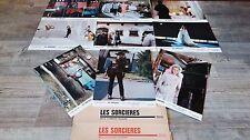 clint eastwood  LES SORCIERES  ! visconti jeu 18 photos cinema lobby card 1966