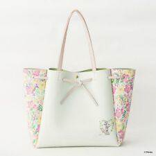 Japan Colors By Jennifer Sky Libere Disney Minnie Mouse Flora Tote Bag