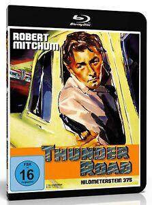 Chilometro pietra 375 (FILM-NOIR classico di 1958) [Blu-Ray/Nuovo/Scatola Originale] Robert Mitchum