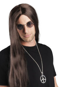 collier homme hippie