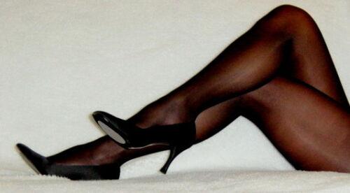 Peavey Shimmery Gloss Shiny D Q Tights Hooters Uniform Cross Dresser Drag Queen