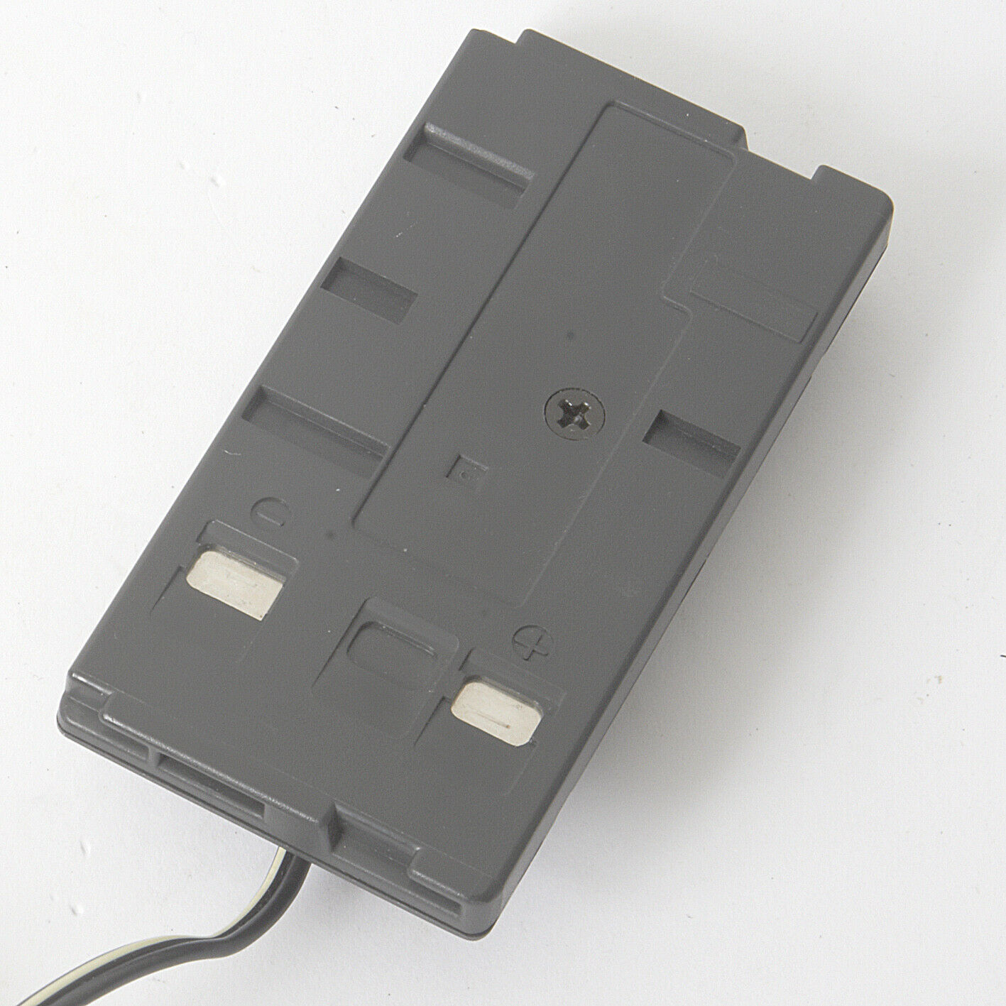 CAMCORDER BATTERY POWER PLATE TO CONNECT TO AC ADAPTER Camera Unknown #2