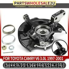 Front Left Wheel Bearing Hub Knuckle Assembly For Toyota Camry 1997 2001 698 391 Fits Toyota