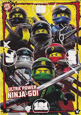 lego ninjago serie 3 metalldose