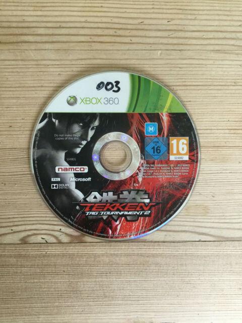Tekken Tag Tournament 2 pour Xbox 360 * Disque Seulement *