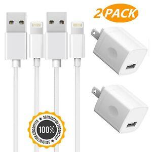Boost-iPhone-Ladegeraet-2-Pack-Ladekabel-mit-2-Pack-USB-Ladegeraet-Power