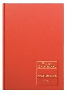 Collins cathedral analysis book 69 series