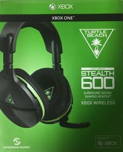 Details about Turtle Beach Stealth 600 Wireless Surround Sound Gaming  Headset Xbox One - (VG)