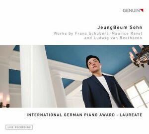 Jeungbeum Sohn [New CD]