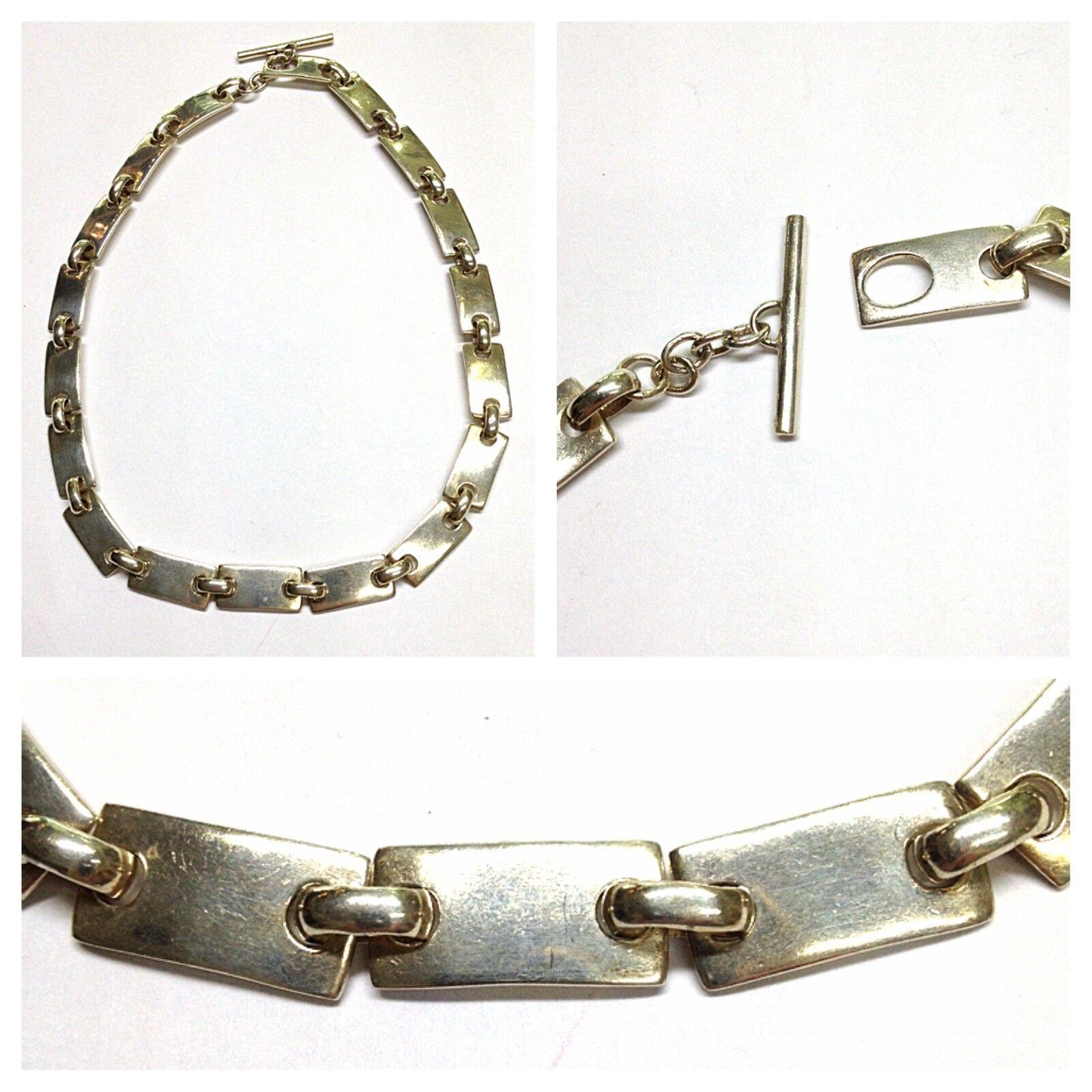 Collar 925 silver Cadena de silver collar de silver L  41cm Joyería silver