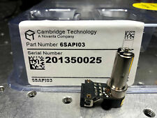 2 New Cambridge 6210h Laser Galvanometer With673xx Driver Cables Galvo Scanner 03