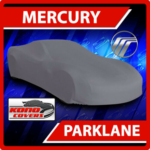 1964-1968 Mercury Parklane 4-Door CAR COVER ULTIMATE® All Season HP Custom-Fit