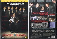 SUICIDE KINGS - Region 2 Compatible DVD (UK seller!!!) Walken NEW