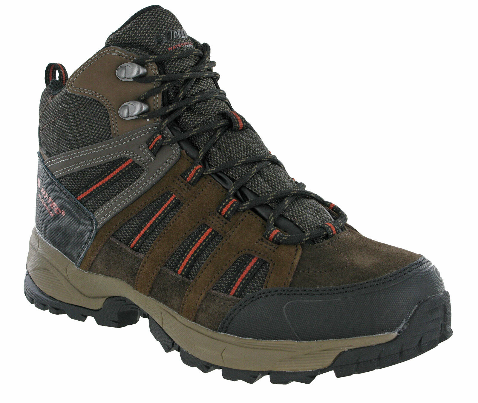 Hi-Tec Garcia Garcia Hi-Tec Sport Wasserfest Stiefel Wandern Trail Herren Wandern Schuhe 30a7f1