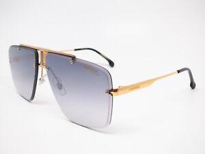 New-Authentic-Carrera-1016-S-RHLIC-Gold-Black-Sunglasses