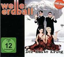 WELLE ERDBALL Der Kalte Krieg LIMITED CD+DVD 2011