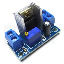 LM317 1.5A 0-37v abaisseur de tension ajustable DC-DC buck regulateur lineaire