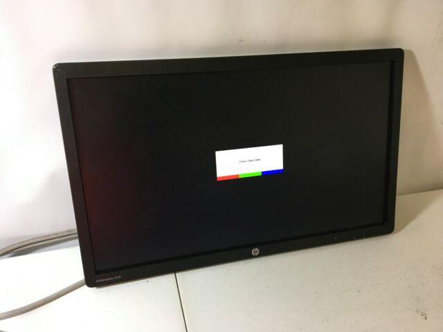 """1080p Monitor w// Stand HP EliteDisplay E231 23/"""" Widescreen LED LCD Full HD"""