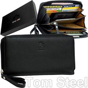 Details about Otto Kern Ladies Purse Ladys Long Purse Wallet Purse Briefcase