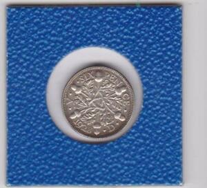 6-pence-Grossbritannien-1928-Georg-V-Great-Britain-Silber