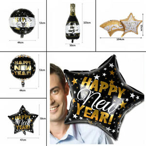 enfants-Decoration-de-Noel-Bonne-annee-2020-Helium-ballon-Bouteille-de-vin