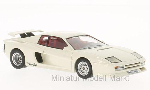 45923 - Neo Koenig Ferrari Testarossa - weiss  - 1 43