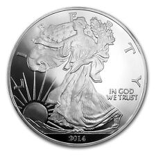 2014 4 oz Silver American Eagle Round - Box and Certificate - SKU #83799