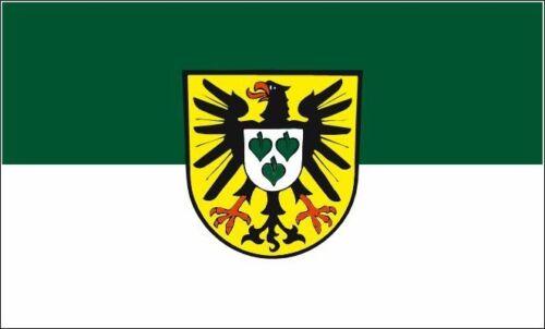 Aufkleber Bodman-Ludwigshafen Flagge Fahne 8 x 5 cm Autoaufkleber