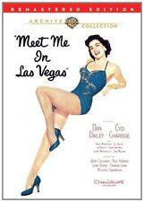 MEET ME IN LAS VEGAS (1956 Cyd Charisse) remastered Region Free DVD - Sealed