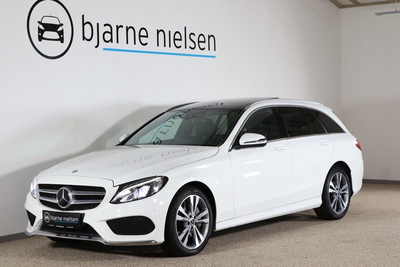 Mercedes C250 d 2,2 AMG Line stc. aut. 4-M