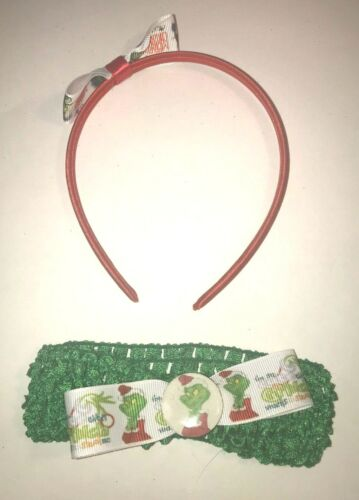 Rudolph   List #4 Peanuts Grinch Handmade Hair Bows Christmas Holiday