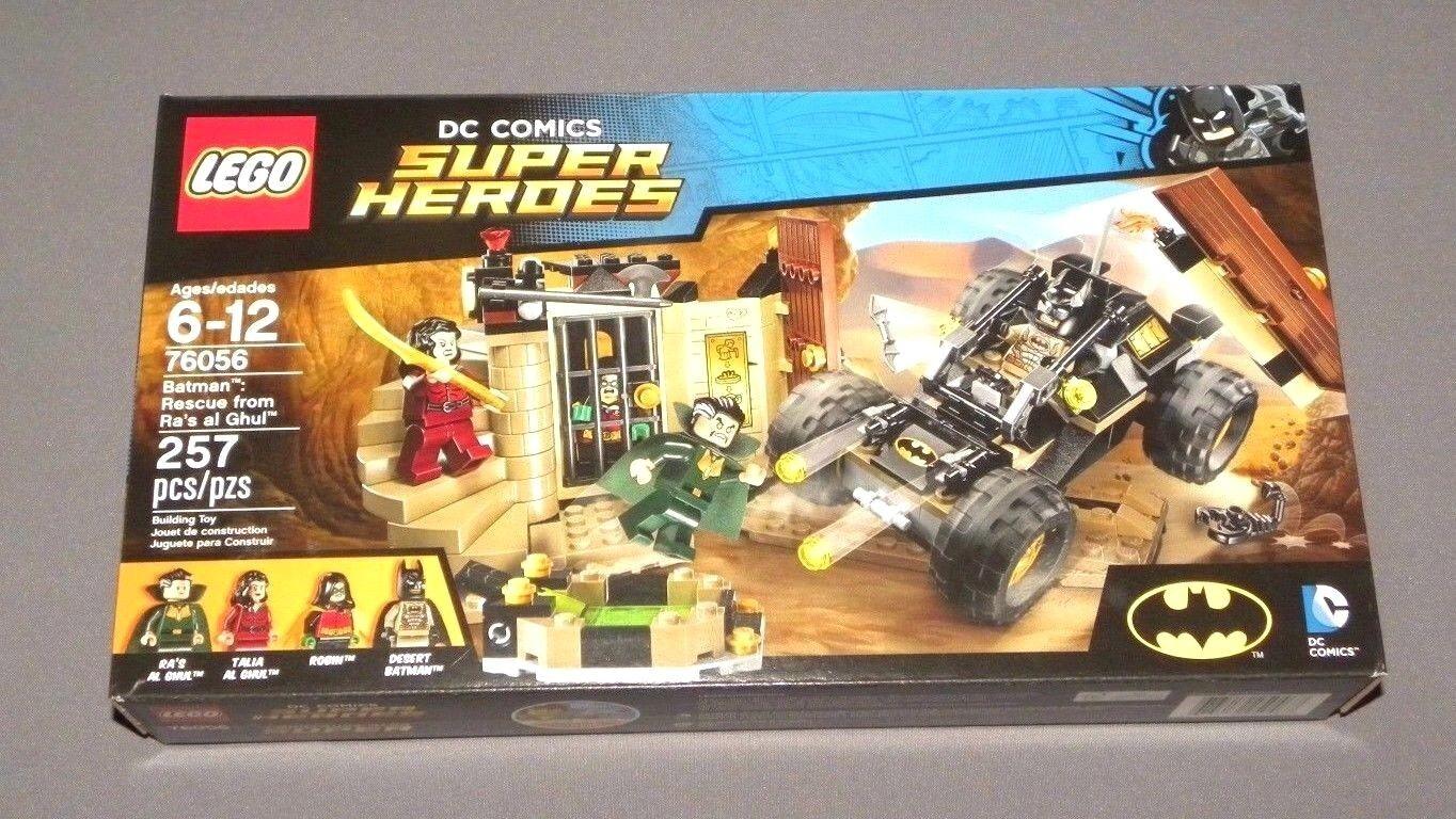 LEGO Batman  Rescue from Ra's al Ghul Set 76056 DC Super Heroes