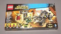 Lego Batman: Rescue From Ra's Al Ghul Set 76056 Dc Super Heroes