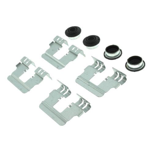Disc Brake Hardware Kit Rear Centric 117.63019