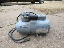 Gast 1hab 64 M116x 16 Hp Electric Piston Air Compressor Pump Oil Less