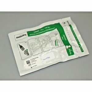Philips HeartStart Paediatric Pads Infant Plus <10kg  M3717A 30-6-2021