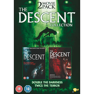 The Descent and The Descent Part 2 (DVD)