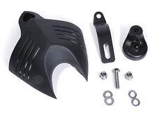 Hupen Abdeckung Schwarz Horn Cover für Harley Davidson V Twin Cam Style Custom