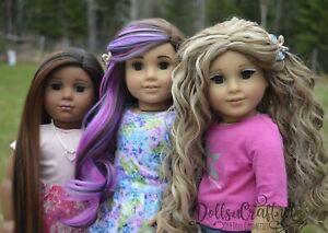 Custom American Girl Doll Stickers