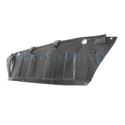 Center Engine Splash Shield For Highlander 08-13 Plastic