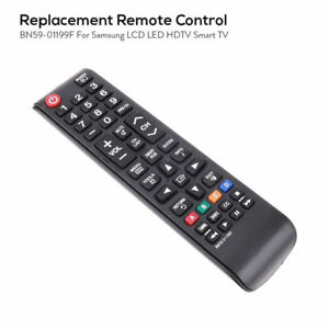 Universal Smart TV Replacement Remote Control for Samsung BN59-01199F