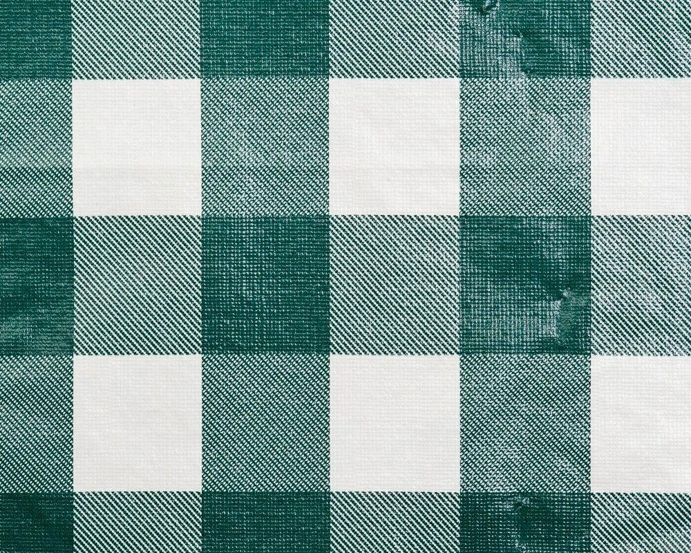 100 YDS BULK ROLL VINYL TABLECLOTH, CHESSMATE HUNTER vert 54  W