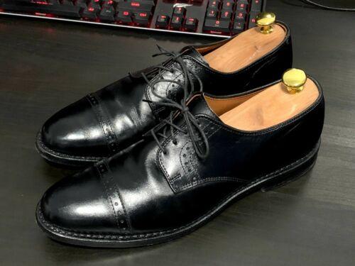 Allen Edmond Clifton Derby Dress Shoe Size 8.5D