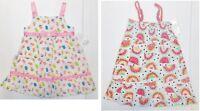 Wonderkids Toddler Girls Summer Dresses 2 Choices Size 3t
