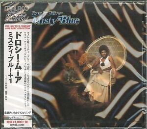 DOROTHY-MOORE-MISTY-BLUE-JAPAN-CD-Ltd-Ed-B63