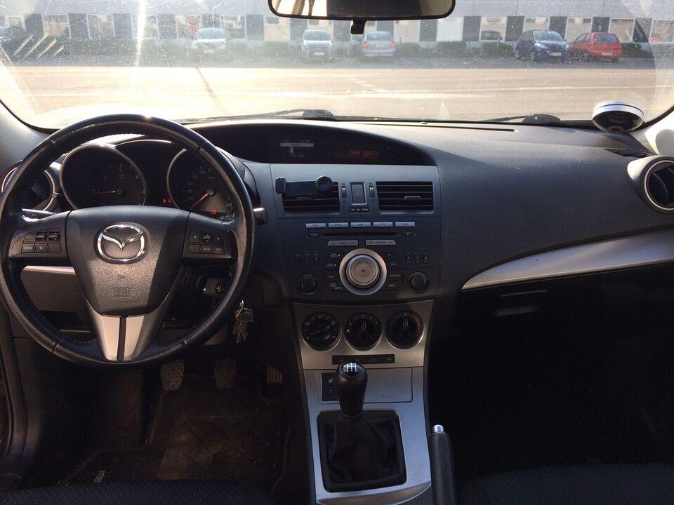 Mazda 3, 1,6 DE Advance, Diesel