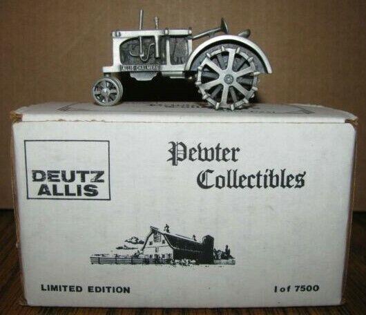 precios mas bajos Allis Chalmers WC Tractor Spec Cast 1 43 43 43 Estaño Juguete Edición Limitada 1 7500 Deutz DAC6  ¡No dudes! ¡Compra ahora!