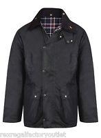 Mens Unpadded Wax Cotton Jacket Lightweight Wax Coat Uk Made Premium