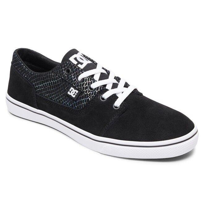 Zapatos promocionales para hombres y mujeres DC - Tonik W SE ADJS300075 Black/Silver/Black