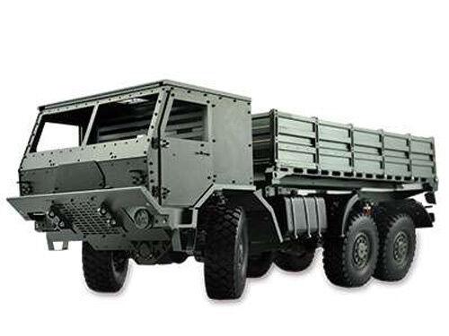 Amxrock T-scale 6wd escaladores camiones llenos de metal aluminio